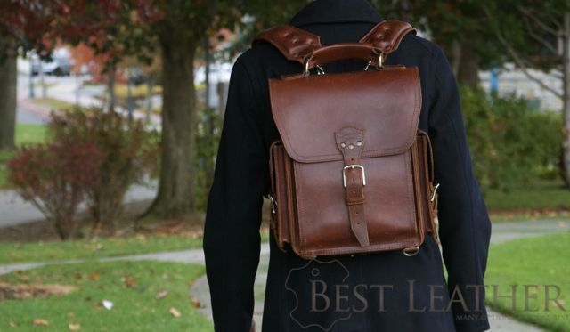 Saddleback Leather The Tank Backpack Review