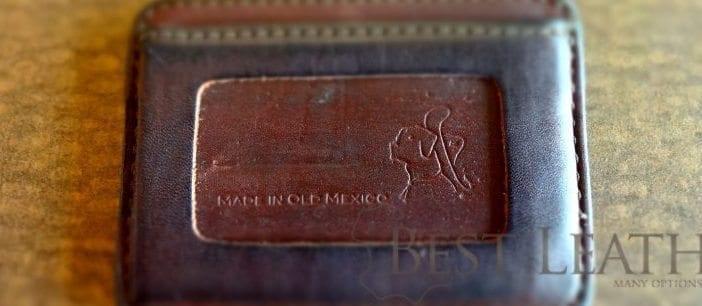 Saddleback Leather Front Pocket ID Wallet Multiple Color Options Brand New