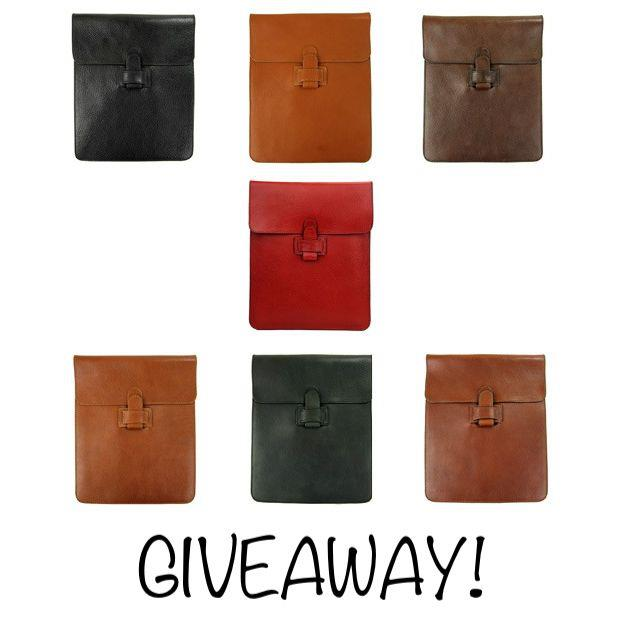 Frank Clegg iPad case giveaway