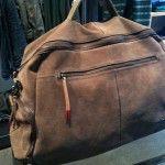Diesel Suede Carryon Bag - $425