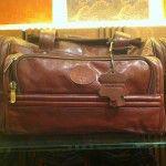 Paul Stuart Overnight Bag - $478