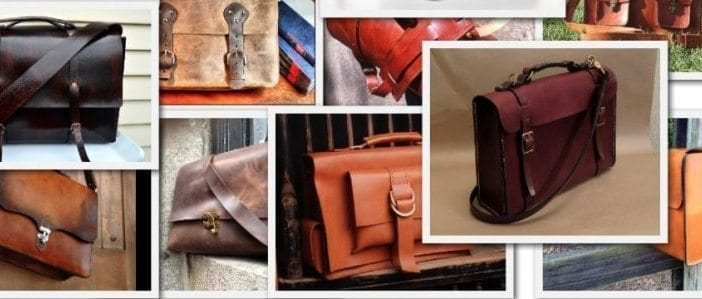 65734351ade The Best Etsy Stores Selling Handmade Full Grain Leather Bags ...