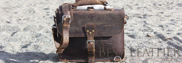 Marlondo Leather Thin Briefcase18