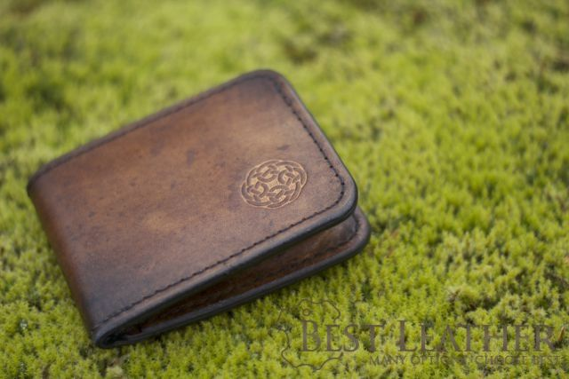 Blackthorn Leather Wallet Review8