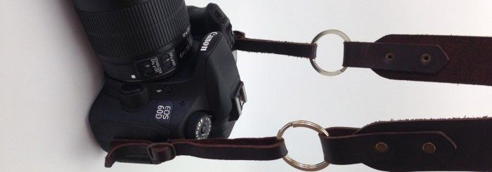 Viveo Leather Camera Strap Review 11