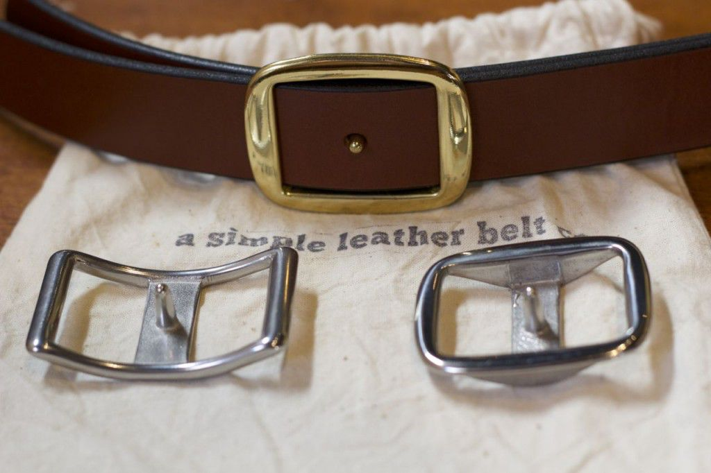 Simple Leather Belt Cinch Belt Review4