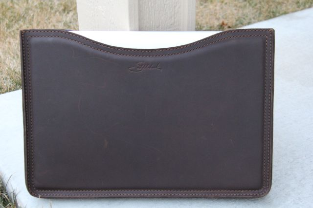 Saddleback Leather Macbook Sleeve Review - $931