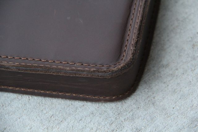 Saddleback Leather Macbook Sleeve Review - $932