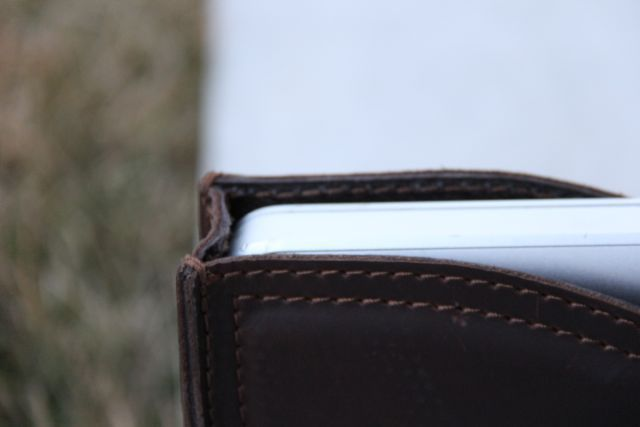 Saddleback Leather Macbook Sleeve Review - $934