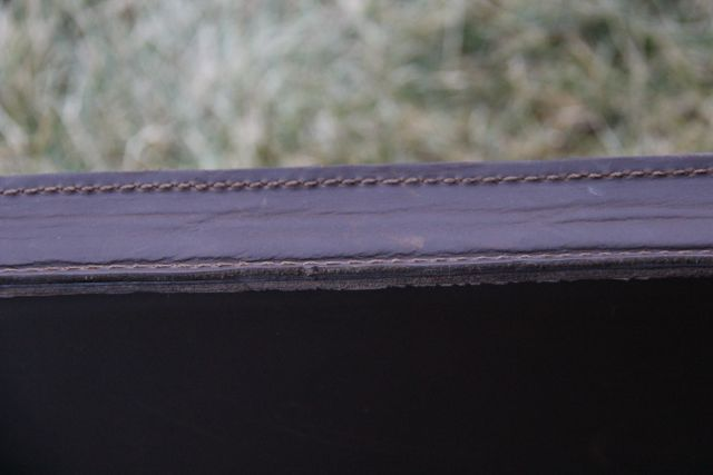 Saddleback Leather Macbook Sleeve Review - $938