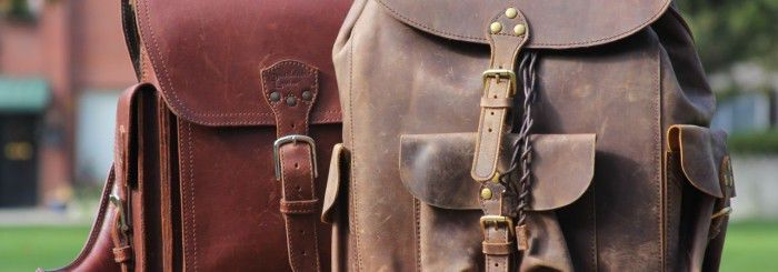Saddleback Leather & Marlondo Leather Backpacks Review21