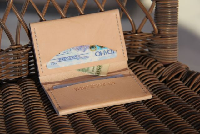 Wenning & Co Swick Wallet Review10