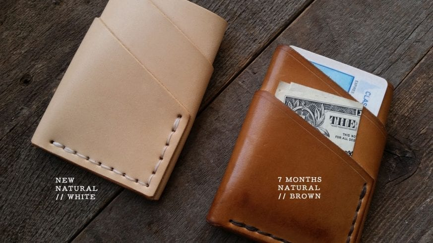 Best Natural Leather Wallet