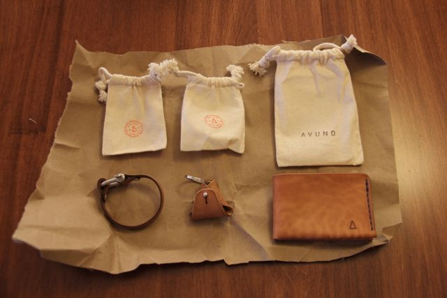 Avund Goods Forsta V Wallet Review - $11904