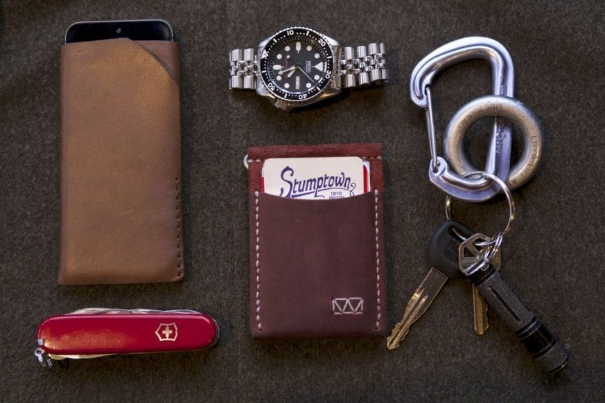 Bisonmade iPhone 5 Sleeve Review3