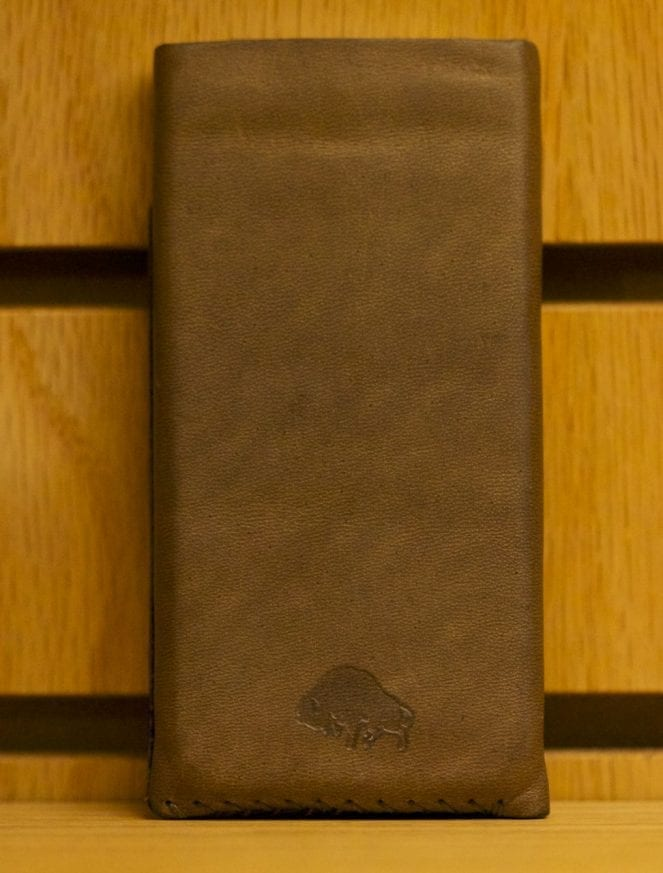 Bisonmade iPhone 5 Sleeve Review5