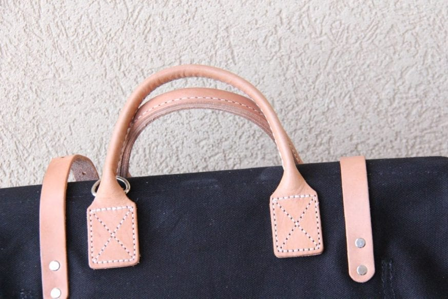 Heritage Leather Company Mason Bag Review -  141.83 - BestLeather.org 09c1873c2f717