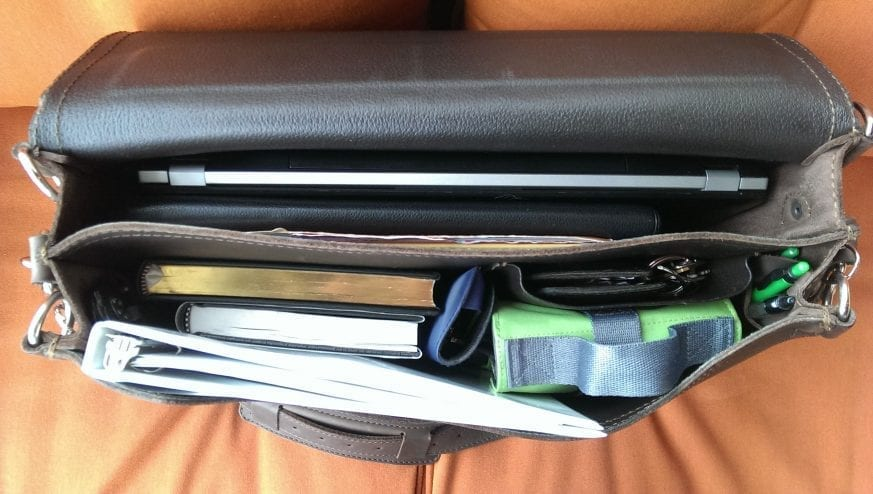 Saddleback Leather Thin Briefcase Review 474