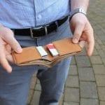 Saddleback Leather Bifold Wallet Tobacco Review 309