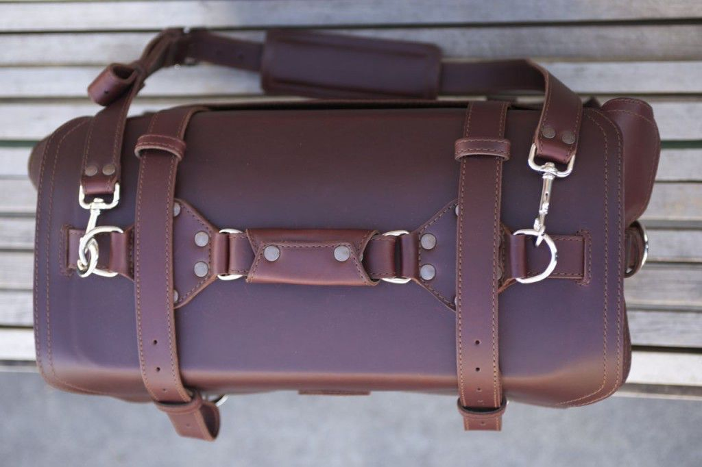 Saddleback Leather Side Pocket Duffel Review05