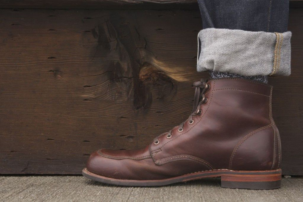 Wolverine 1000 Mile Boots Courtland Review14