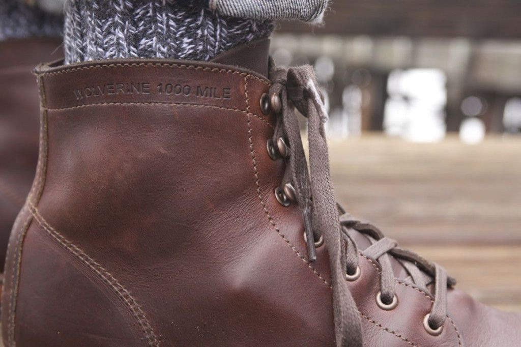 Wolverine 1000 Mile Boots Courtland Review16