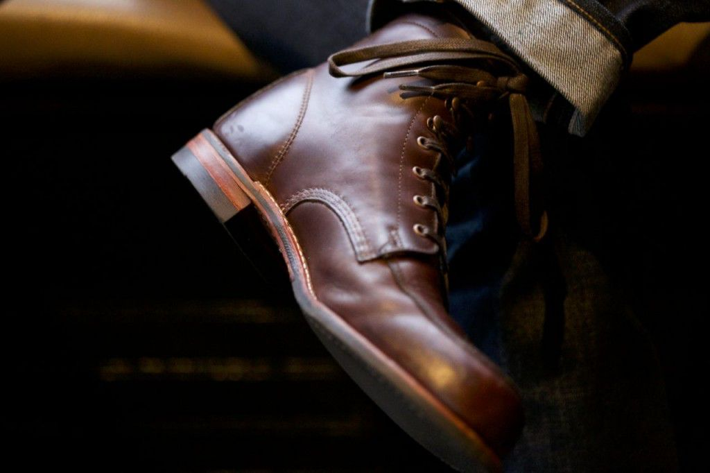 Wolverine 1000 mile courtland boots1