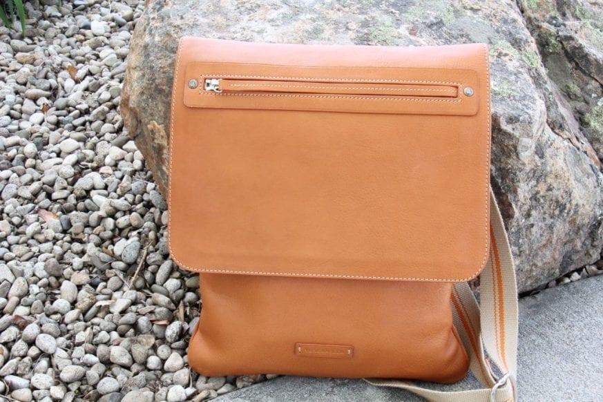 Piero Tucci Leather Messenger08