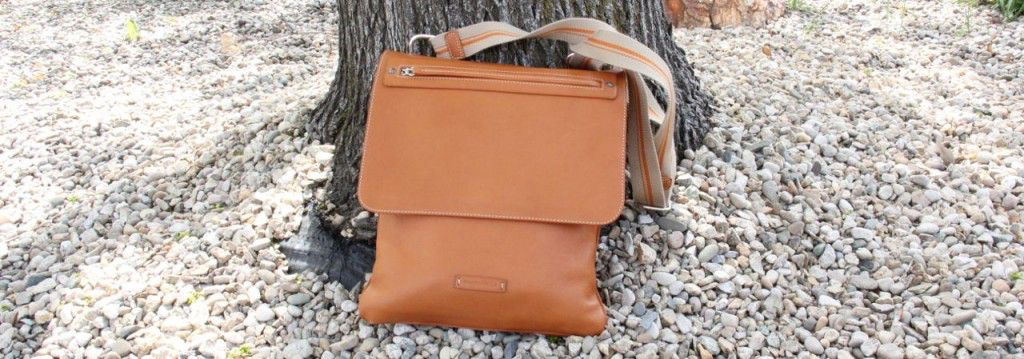 Piero Tucci Leather Messenger12