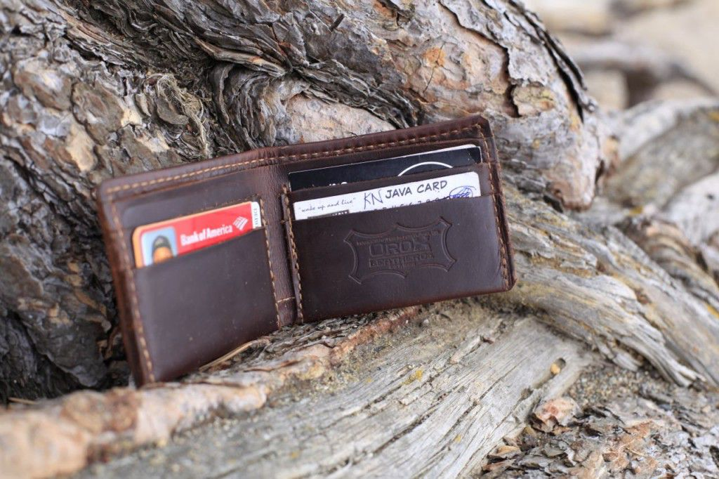 The Classic Bifold from Orox
