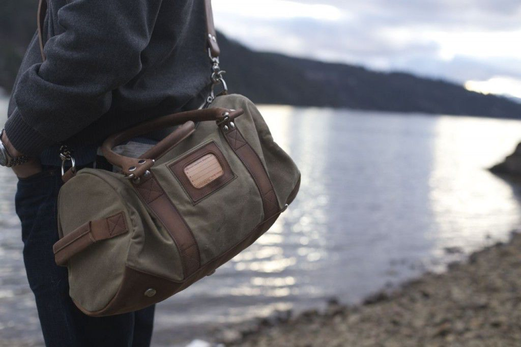 Buffalo Jackson Duffle Bag Review3