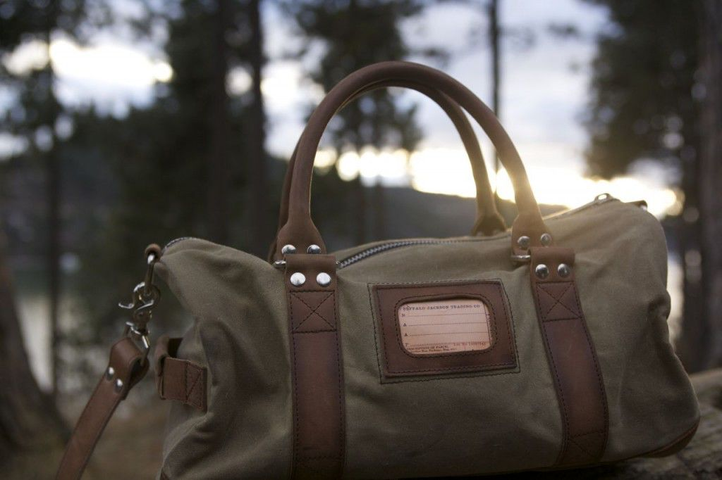 Buffalo Jackson Duffle Bag Review4