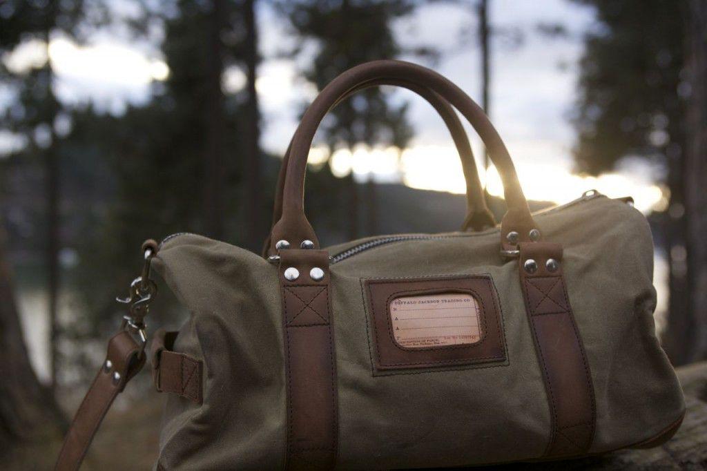 Buffalo Jackson Duffle Bag Review4
