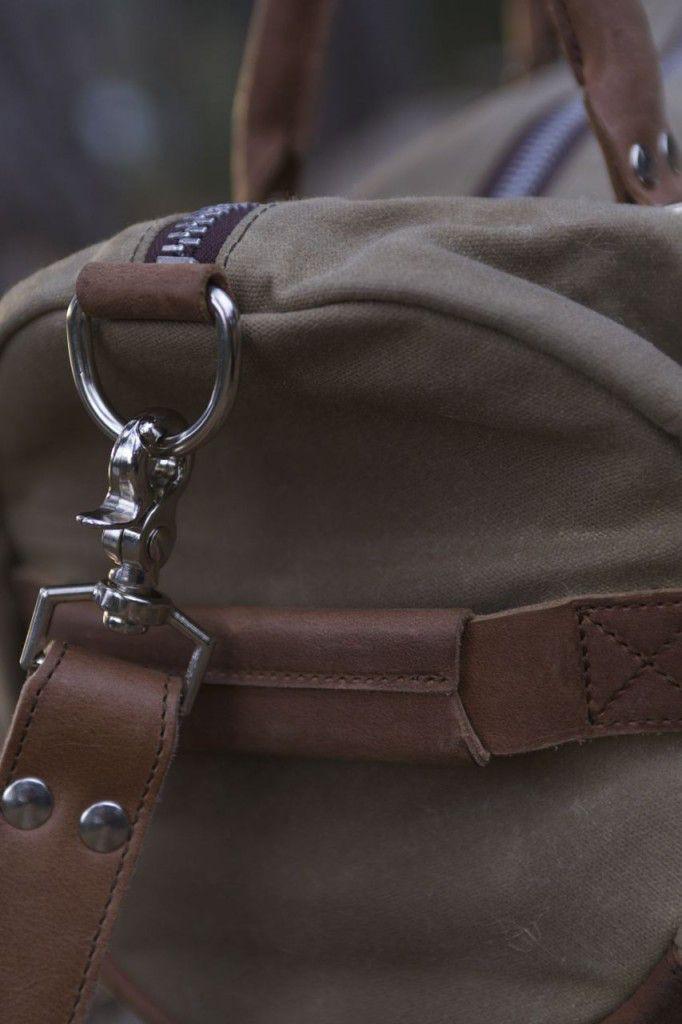 Buffalo Jackson Duffle Bag Review6