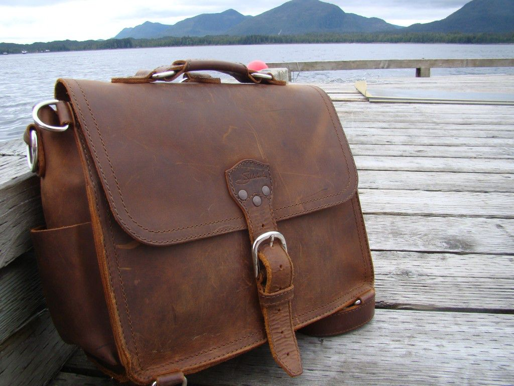 Saddleback Leather Large Satchel Review - $408 ... Saddleback Leather