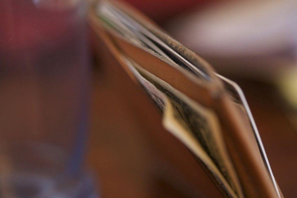 Kenton Sorenson modern man front pocket wallet 21
