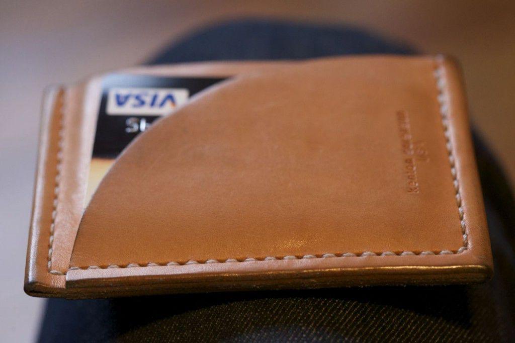 Kenton Sorenson modern man front pocket wallet 22