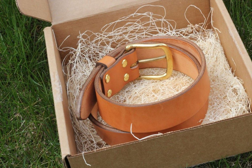 a simple leather belt giveaway3