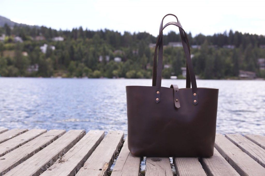 Koch Leather Tote Review9