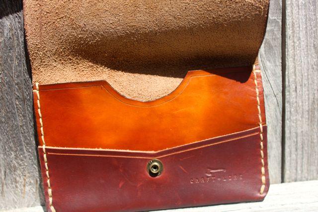 Craft & Lore Pilgrim Wallet 3