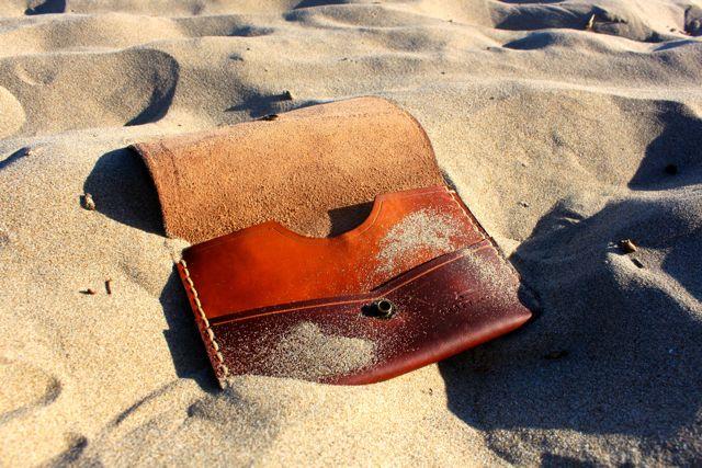 Craft & Lore Pilgrim Wallet 4