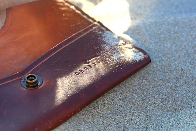 Craft & Lore Pilgrim Wallet 5