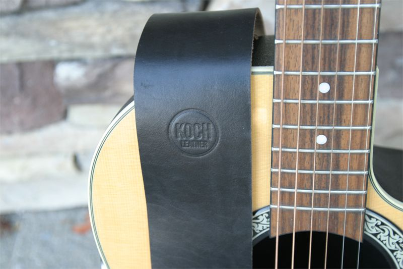 Koch-Leather-Guitar-Strap-6