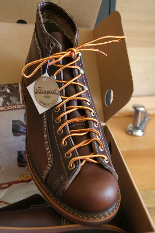 c7b5a8be18f Thorogood 1892 Wisconsin Collection Portage CXL Roofer Boots Review ...