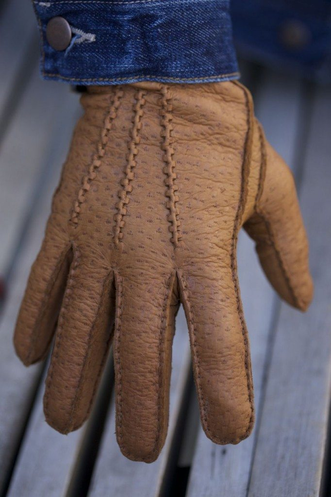 Hungat Pecary Leather Gloves Review5