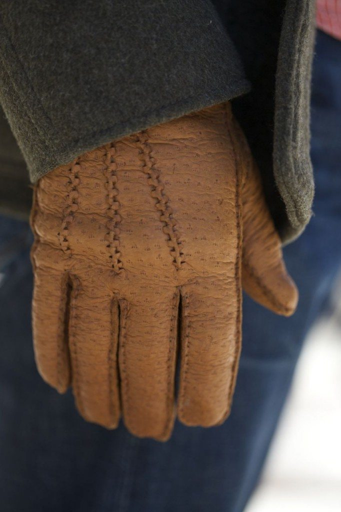 Hungat Pecary Leather Gloves Review9