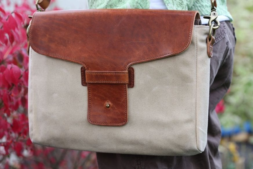 Christensen Bags No 7 Platypus Satchel Review 225