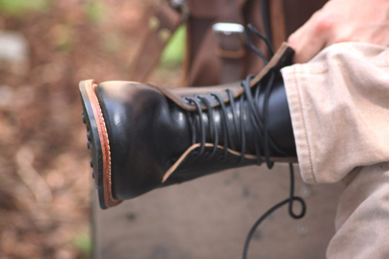 Oak-Street-Bootmakers-Black-Dainite-Trench-Boot-2