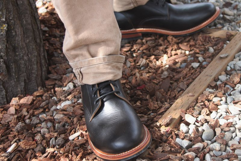 Oak-Street-Bootmakers-Black-Dainite-Trench-Boot-6