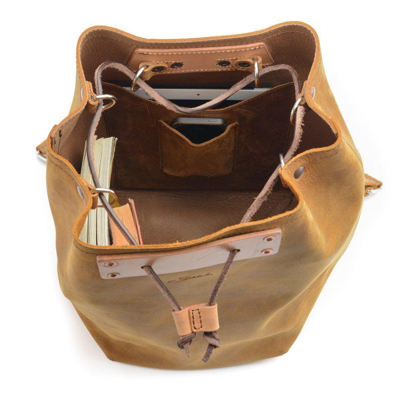 Saddleback Leather Bucket Backpack Amp Umuragi Legacy Bag